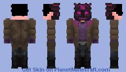 Psych Minecraft Skin