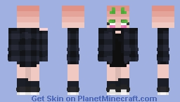 4Chan//WebsiteHumans Minecraft Skin