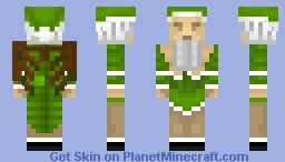 Jolfaor Greenman Minecraft Skin