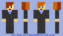 2 sided guy. (REQUESTED) Minecraft Skin