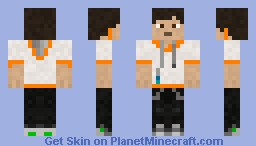 Marvin Minecraft Skin