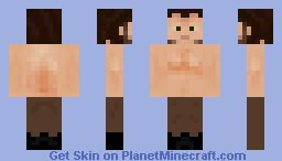 Centaur Minecraft Skin