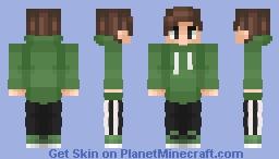 My Brand New skin Minecraft Skin