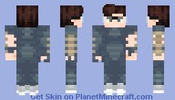 exo-suit Minecraft Skin