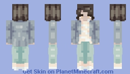 Contest Entry ~-~ Altschmerz Minecraft Skin