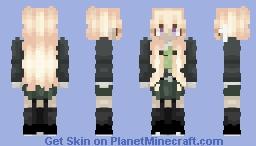 Clem | Harry Potter Oc | New Oc Minecraft Skin