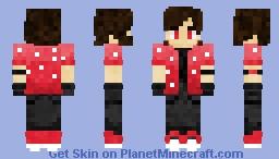 shirt Minecraft Skin