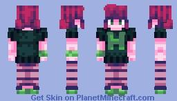 Finale - Huevember day 30 Minecraft Skin