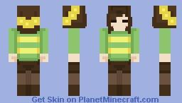 𝚏𝚕𝚘𝚠𝚎𝚛𝚜 Minecraft Skin