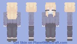 scar tissue Minecraft Skin