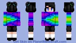 - vibrant - Minecraft Skin