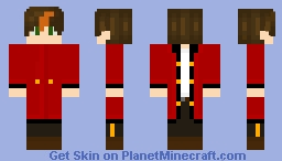 SociallyInactive Minecraft Skin
