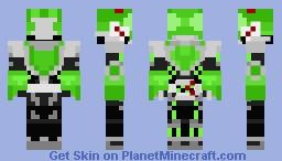 Odobe Magia Minecraft Skin