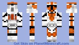 332th Trooper Concept Minecraft Skin