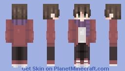-𝕩 𝕞𝕠𝕘𝕚 // 𝕞𝕔𝕪𝕥 𝕩- Minecraft Skin