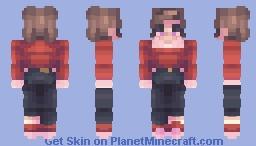 pretty venom Minecraft Skin