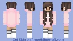 astelic - pink Minecraft Skin