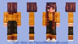 𝕝𝕒𝕧𝕚𝕕𝕒𝕚𝕕𝕒 Minecraft Skin