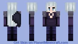 Sephiroth (request) Minecraft Skin