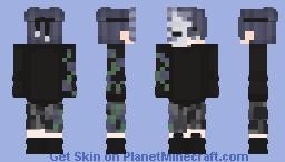 Flower boy Minecraft Skin