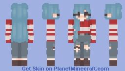 𝐵𝒯𝒮 𝒮𝓊𝑔𝒶 : '𝐿𝒪𝒱𝐸𝒟' 𝒮𝓌𝑒𝒶𝓉𝑒𝓇 Minecraft Skin