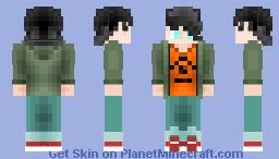 Percy Jackson [Camp Half-Blood] (Request) Minecraft Skin