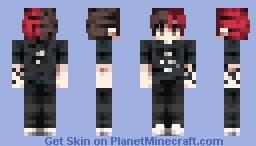 egdey Minecraft Skin
