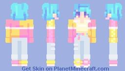 ||.Hard times.|| Minecraft Skin