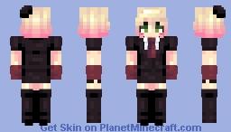 [Kari] Cathy Minecraft Skin