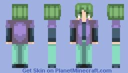 Drew - Pokémon Anime (Hoenn Arc) Minecraft Skin