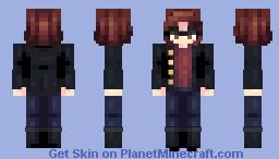 [Kari] Epilogue || Prize for PersonWhoPlaysMinecraft Minecraft Skin