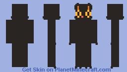 It's Ender! Minecraft Skin