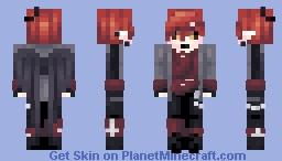 [Kari] Angel of Destruction || Secret DJs Minecraft Skin