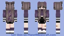 grunge aesthetic Minecraft Skin