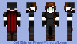 Elf thief (read disc) Minecraft Skin