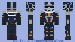 Mcu Taskmaster (Hoodie version in description) Minecraft Skin