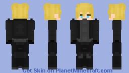 Jaune Arc (Black Ops Outfit) Minecraft Skin