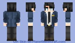 FBI Agent (3 pixel arms)