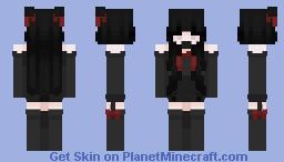 black beetles Minecraft Skin