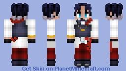 Bartholomew Roberts (Rider) バーソロミュー・ロバーツ  FGO Minecraft Skin