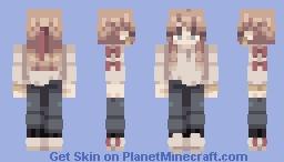 happy thanksgiving! Minecraft Skin