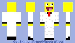 mr.lolface Minecraft Skin