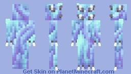 Geode Alien //CE// Minecraft Skin