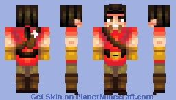 𝙉𝙤  𝙊𝙣𝙚'𝙨 𝙉𝙚𝙘𝙠'𝙨 𝘼𝙨 𝙄𝙣𝙘𝙧𝙚𝙙𝙞𝙗𝙡𝙮 𝙏𝙃𝙄𝘾𝙆 𝙖𝙨 𝙂𝙖𝙨𝙩𝙤𝙣'𝙨 Minecraft Skin