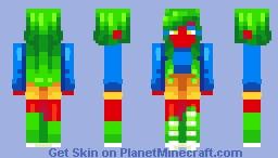 𝑀𝑜𝓈𝒽𝒾 - Da Best Skin Minecraft Skin