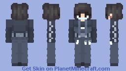 Xu Jiaqi Minecraft Skin