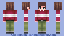 nothing bad ever happens to the kennedy's! - clone high Minecraft Skin