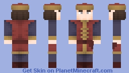 Filippos Komnenos | LOTC | Akritos Minecraft Skin