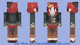 𝙇𝙮𝙣𝙣𝙚𝙖: Himko Yumeno Minecraft Skin