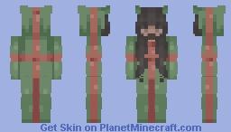 prison break Minecraft Skin